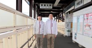 【もやよし-44】東福生(JR八高線)